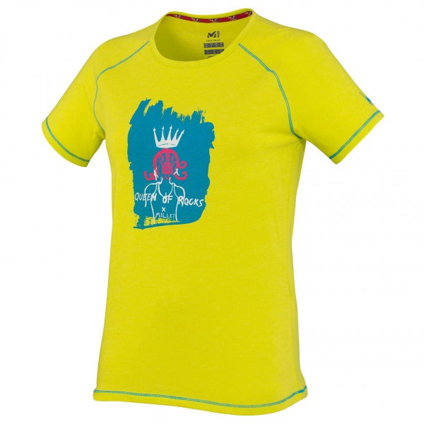 Millet - Women's LD Queen Of Rocks TS SS - T-shirt
