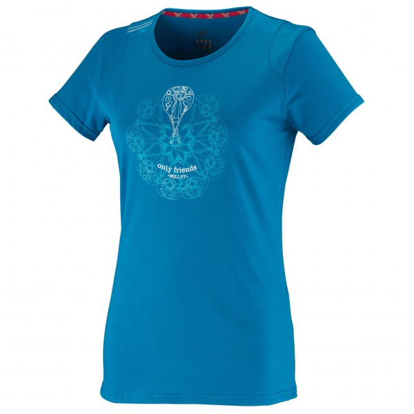 Millet - Women's LD Friends TS SS - T-Shirt