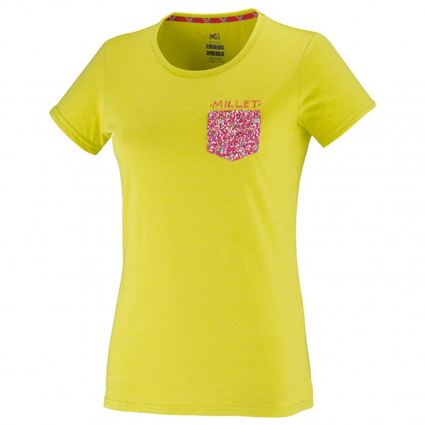 Millet - Women's LD All Ropes TS SS - T-shirt