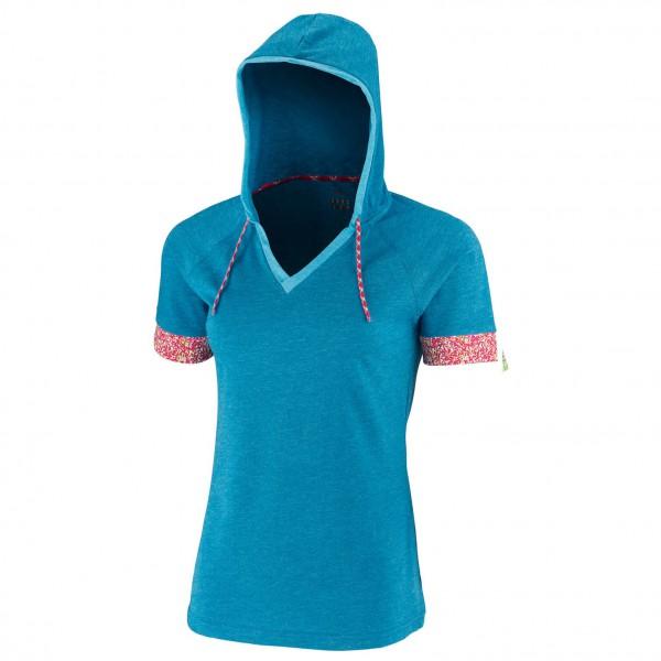 Millet - Women's LD Boulder Hoodie SS - T-paidat