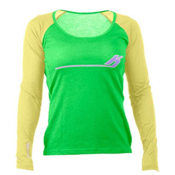 Kask - Women's LS Mix 140 - T-shirt de running