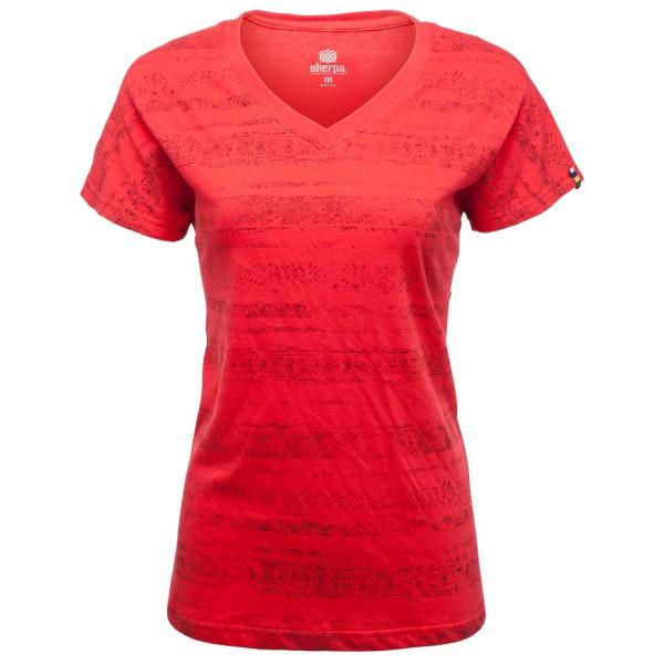 Sherpa - Women's Meena Tee - T-paidat
