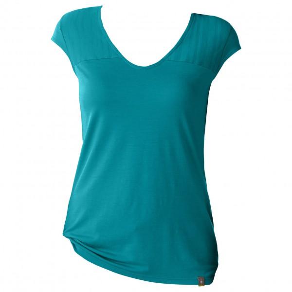 Smartwool - Women's Burnout Combo Tee - T-paidat