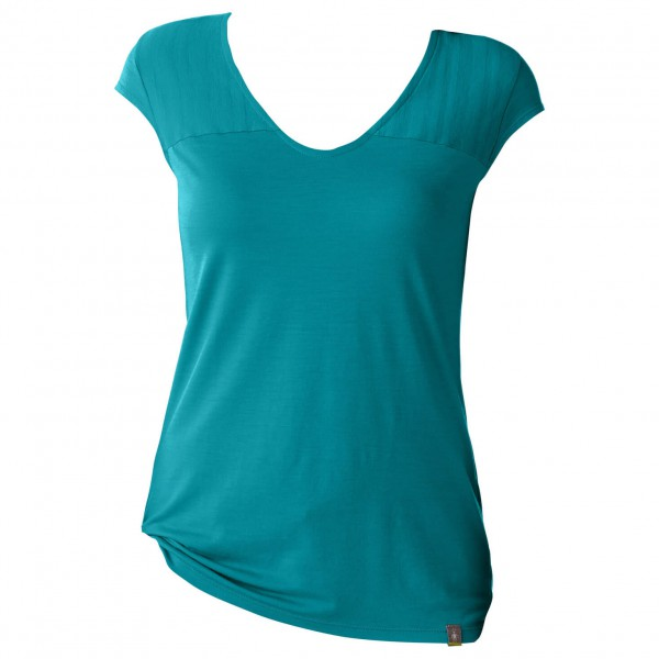 Smartwool - Women's Burnout Combo Tee - T-Shirt