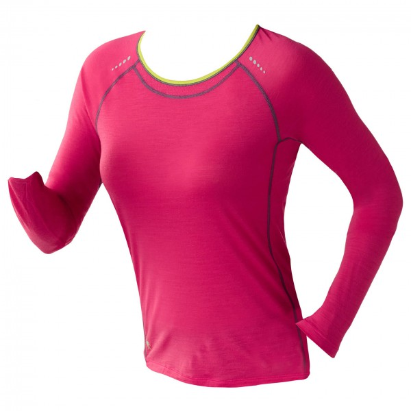 Smartwool - Women's PhD Ultra Light Long Sleeve - Laufshirt