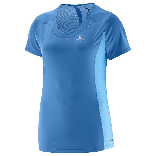 Salomon - Women's Agile SS Tee - Running shirt