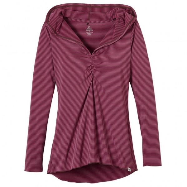 Prana - Women's Perry Stripe Pullover - Yoga shirt