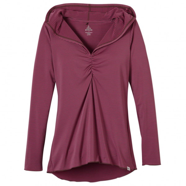 Prana - Women's Perry Stripe Pullover - Yogashirt