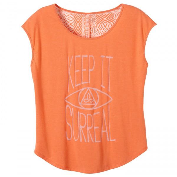 Prana - Women's Tandi Top - T-shirt de yoga
