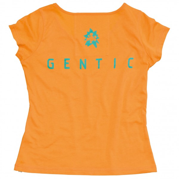 Gentic - Women's Logo - T-Shirt