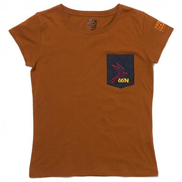 66 North - Women's Logn T-Shirt Kria Pocket - T-shirt