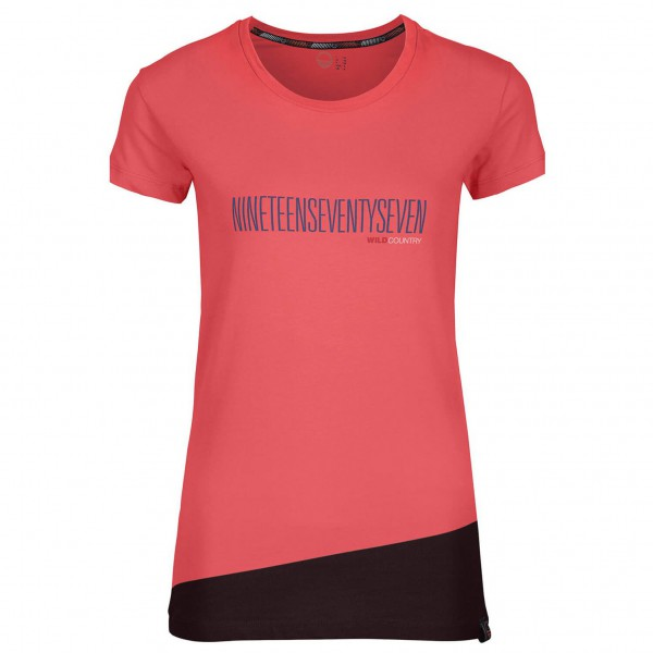 Wild Country - Women's Heritage S/S - T-paidat