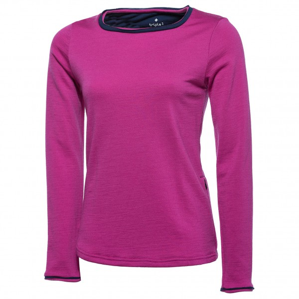 Triple2 - Women's Maun - Long-sleeve
