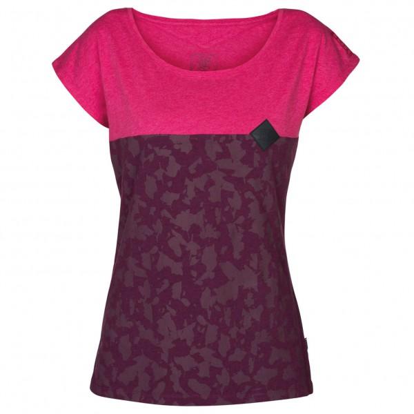 ION - Women's Tee S/S Leafy - T-paidat