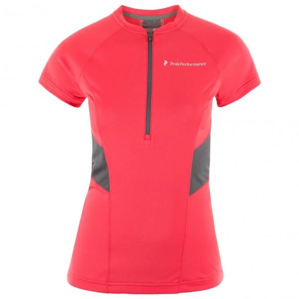 Peak Performance - Women's Balkka Zip Tee - Joggingshirt