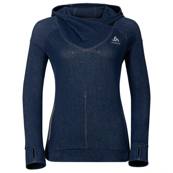 Odlo - Women's Endurban Hoody Midlayer - Running shirt
