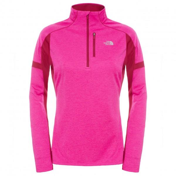 The North Face - Women's Impulse Active 1/4 Zip - Laufshirt