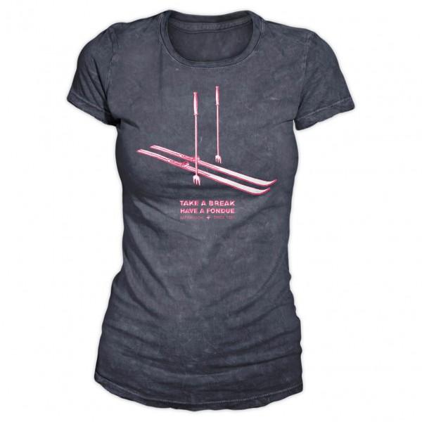 Alprausch - Women's Fonduepause - T-paidat