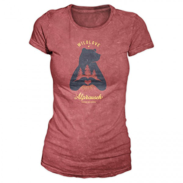 Alprausch - Women's Wildiliebi - T-shirt