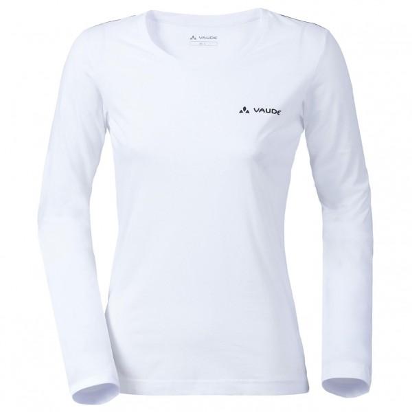 Vaude - Women's Brand L/S Shirt - Sport shirt