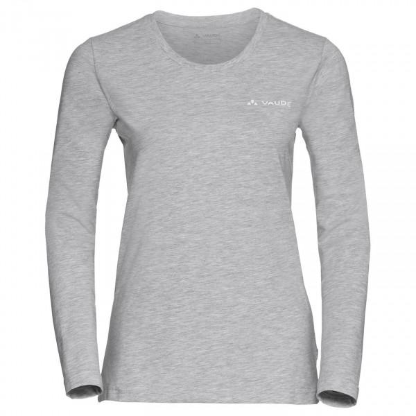 Vaude - Women's Brand L/S Shirt - Longsleeve