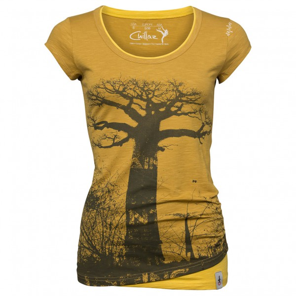Chillaz - Women's T-Shirt Fancy Madagaskar - T-Shirt