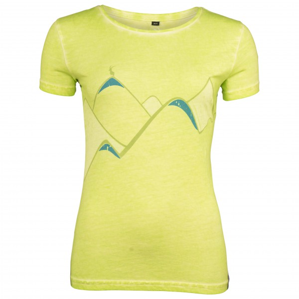 Chillaz - Women's T-Shirt Gandia Mountain Art - T-paidat