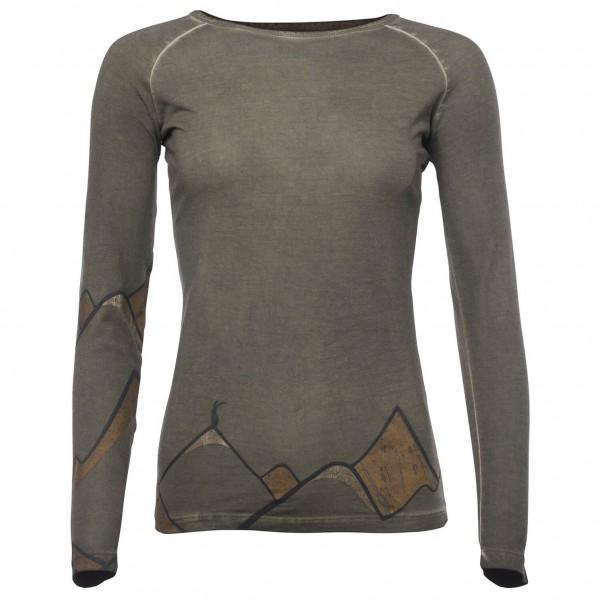 Chillaz - Women's LS Classic Mountain Art - Long-sleeve