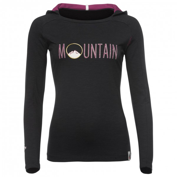 Chillaz - Women's LS Hoody Bergamo Mountain - Long-sleeve