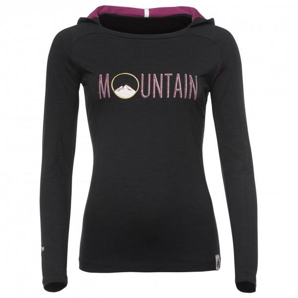 Chillaz - Women's LS Hoody Bergamo Mountain - Long-sleeve