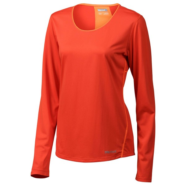 Marmot - Women's Essential LS - Running shirt