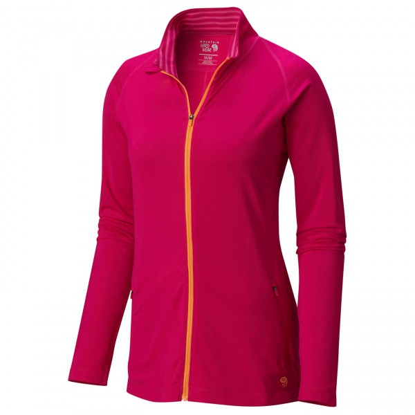 Mountain Hardwear - Women's Butterlicious Full Zip Jacket
