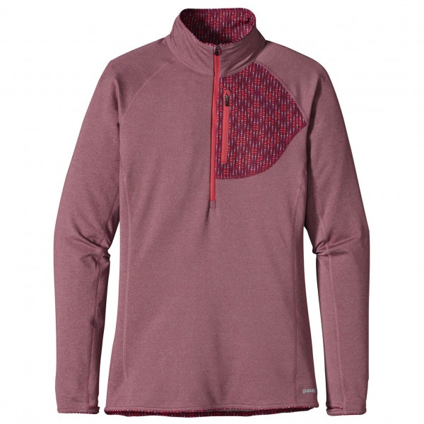 Patagonia - Women's Thermal Speedwork Zip-Neck