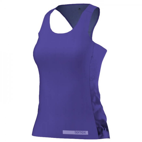 Adidas - Women's TX Climbing Tank - Débardeur