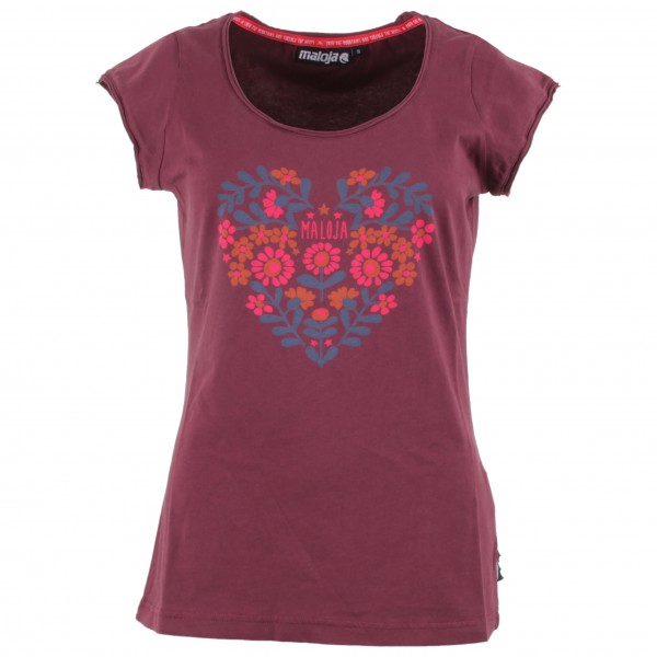 Maloja - Women's MurteraM. - T-Shirt