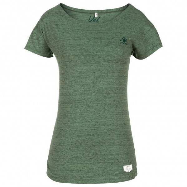bleed - Women's Squirrel Tee - T-paidat