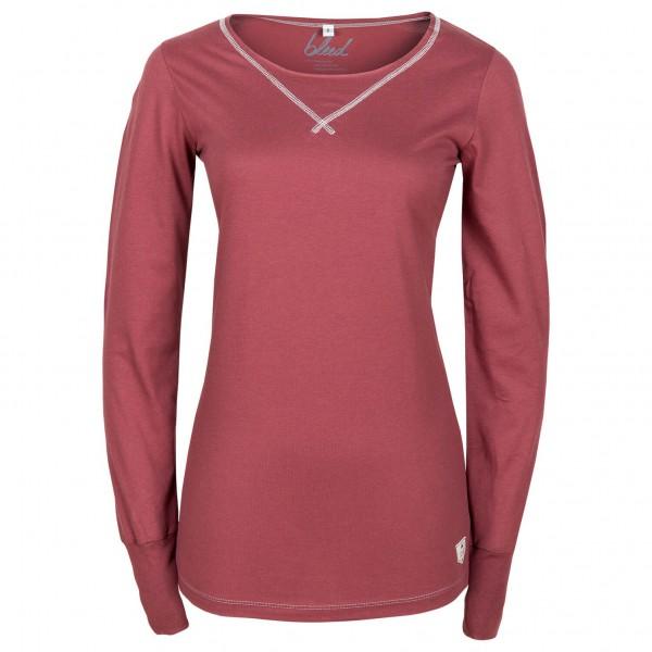 bleed - Women's Tight Longsleeve Ladies - Long-sleeve
