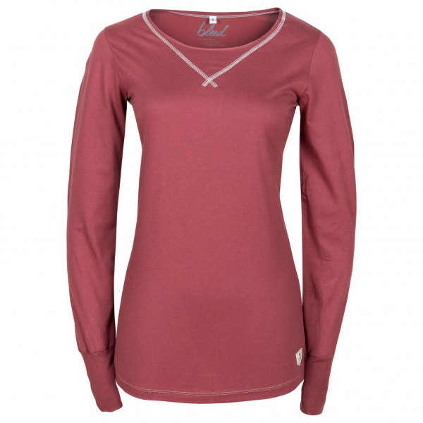 bleed - Women's Tight Longsleeve Ladies - Manches longues