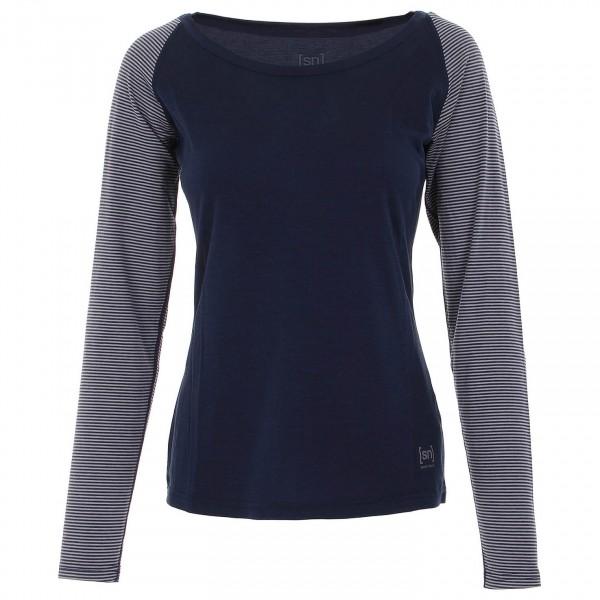 SuperNatural - Women's Pliant LS - Yogashirt