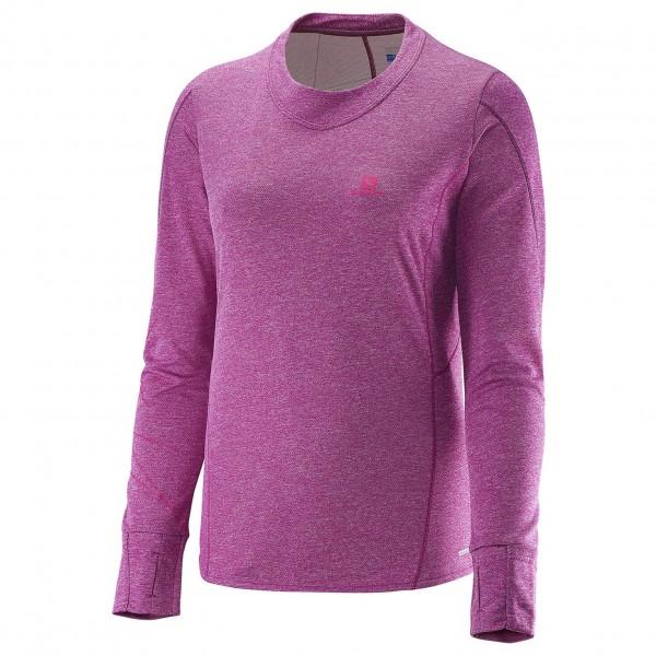 Salomon - Women's Park LS Tee - Joggingshirt