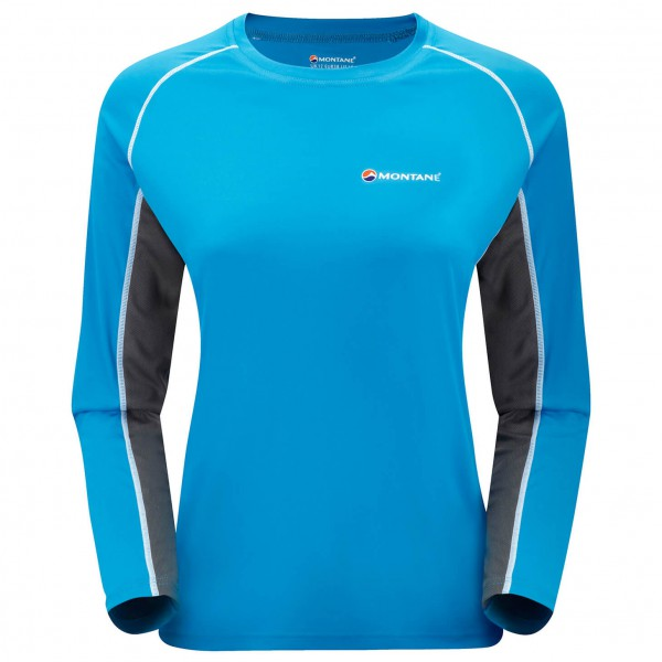 Montane - Women's Sonic Long Sleeve T-Shirt - Juoksupaita