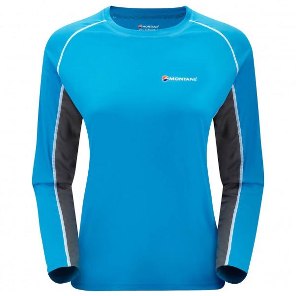 Montane - Women's Sonic Long Sleeve T-Shirt - Running shirt