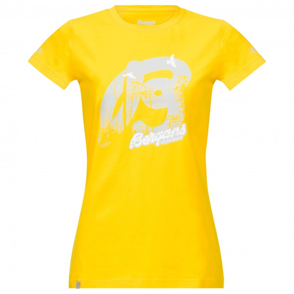 Bergans - Forest Lady Tee - T-paidat