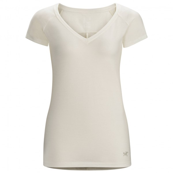 Arc'teryx - Women's Briden SS V-Neck - T-paidat