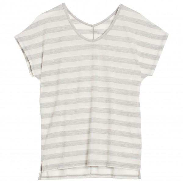 Icebreaker - Women's Aria S/S Stripe - T-paidat