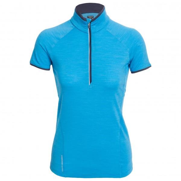Icebreaker - Women's Spark S/S Half Zip - Running shirt