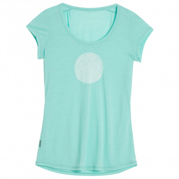Icebreaker - Women's Spheria S/S Scoop Galaxy - T-paidat