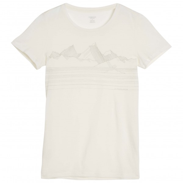 Icebreaker - Women's Tech Lite S/S Crewe Approach - T-shirt