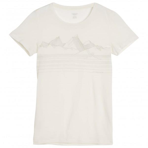 Icebreaker - Women's Tech Lite S/S Crewe Approach - T-Shirt