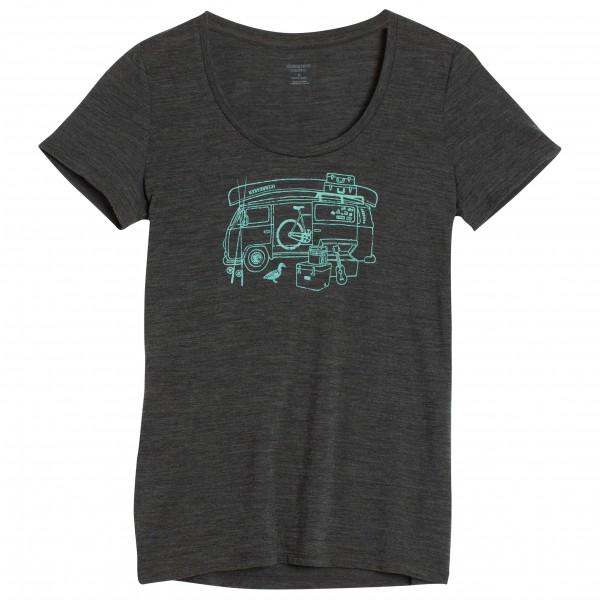 Icebreaker - Women's Tech Lite S/S Scoop Van Life - T-shirt